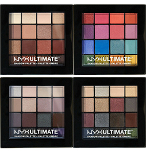 NYX Professional Makeup Ultimate Shadow Palette-2