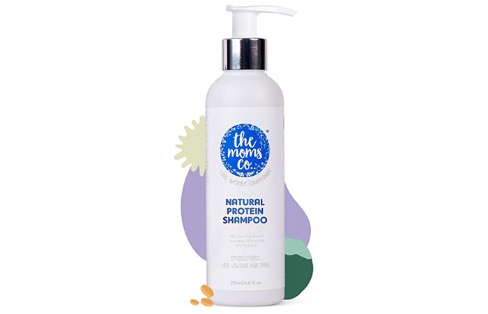 Natural Moms Shampoo The Moms