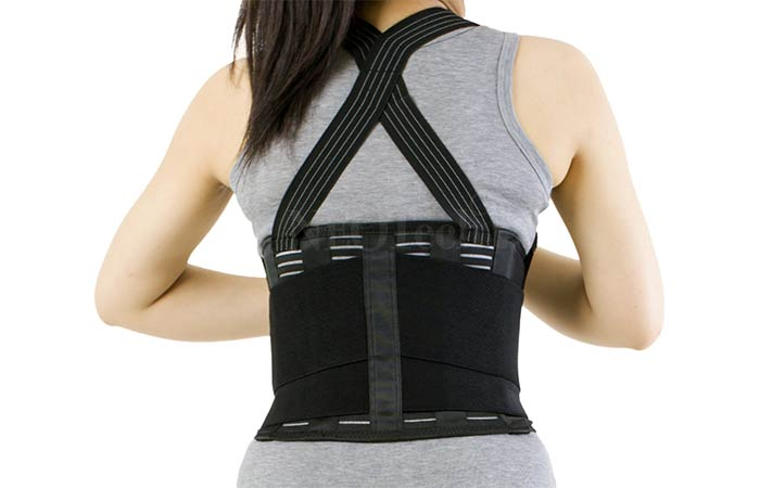 NeoTech Care Back Brace with Suspenders - Best Back Braces