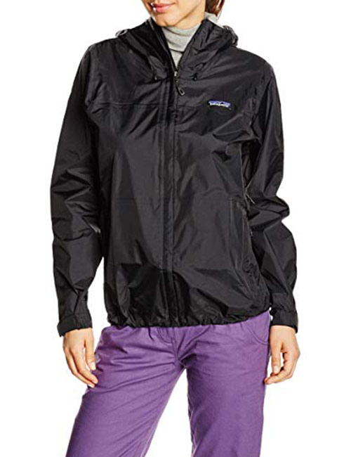 Patagonian jacket for torrents
