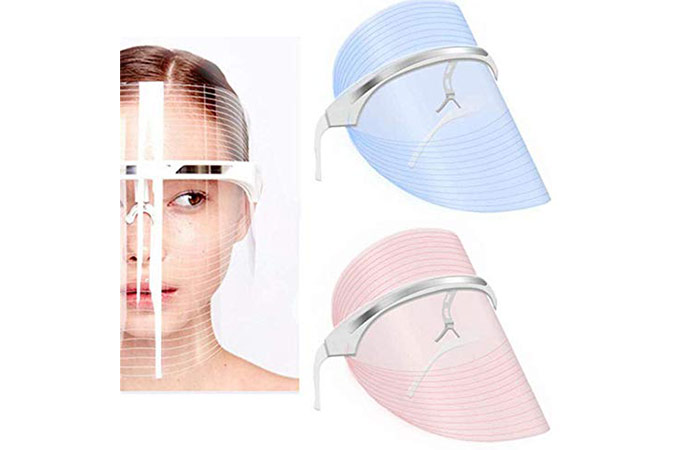 Raiposa LED Therapy Facial Mask