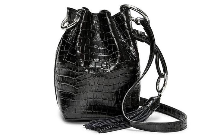 Rebecca Minkoff Mini Kate Bucket Crossbody Bag