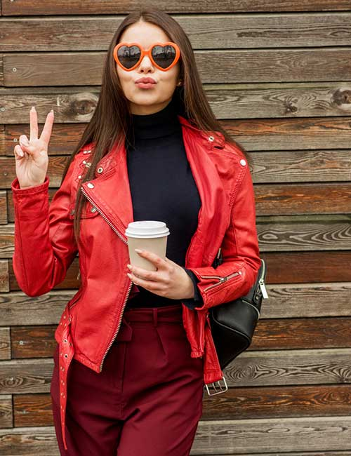 Red And Crimson Red - Colors That Go Well With Red Clothes
