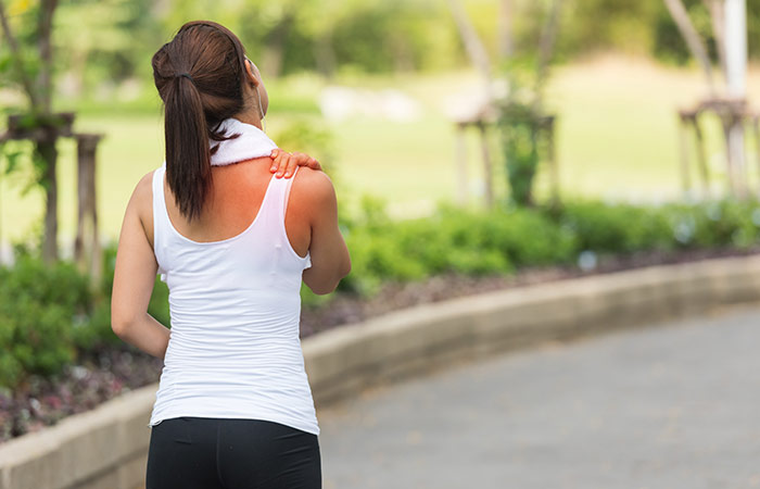 Relieve muscle aches