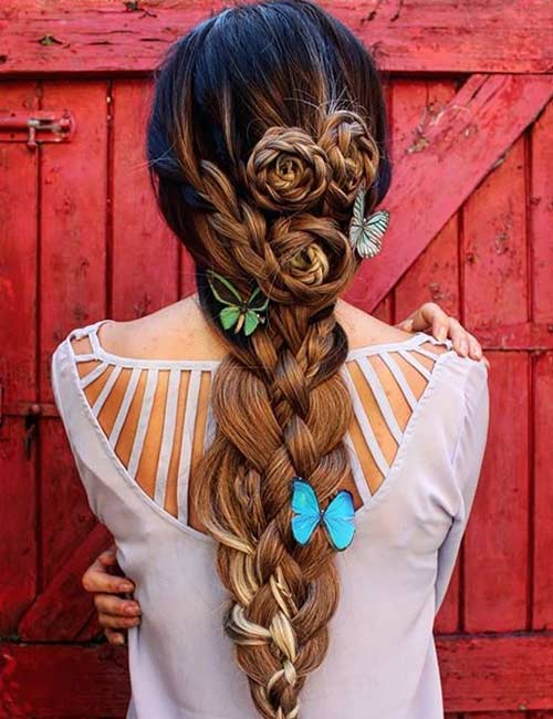 20 Fabulous 4 Strand Braids You Need To Check Out