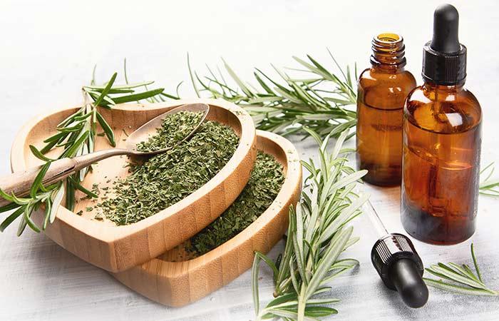 Thyroid ke Liye Rosemary oil