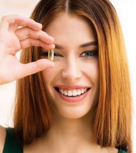 Skin Benefits Of Omega-3 Fatty Acids