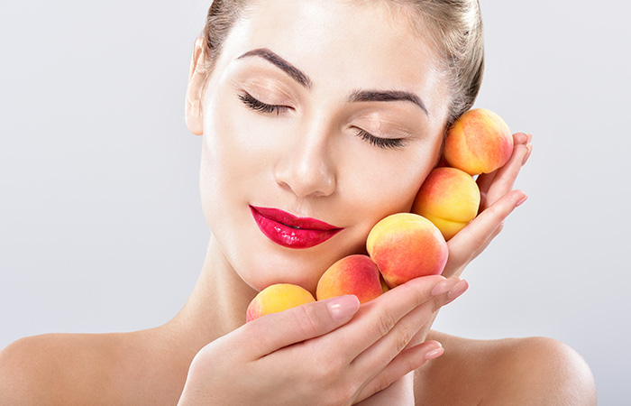 Apricot for Skin Glow in Hindi