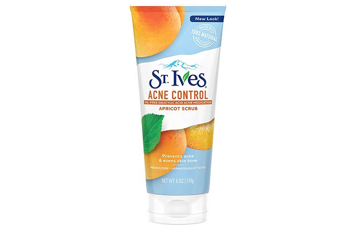 Click to enlarge Ive Acne Control Apricos Scrub
