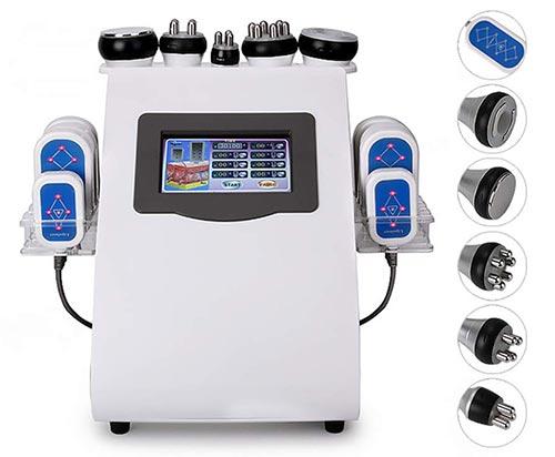 TTSTR 6 In 1 Body Slimming Cavitation Machine - Best Cavitation Machines