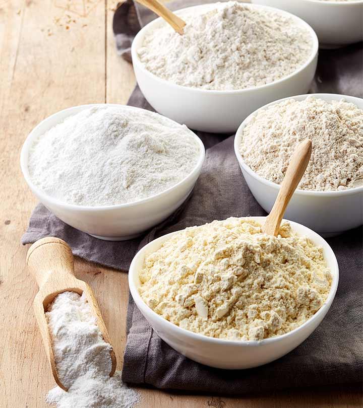 Top 14 Gluten-Free Flours