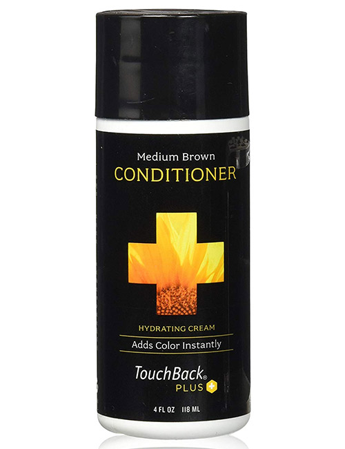TouchBack Plus Conditioner Hydrating Cream - Medium Brown