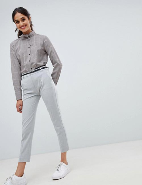 Trousers And Shirt