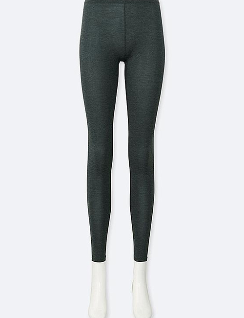 Uniqlo Heattech Jersey Leggings - Thermal Underwear For Women