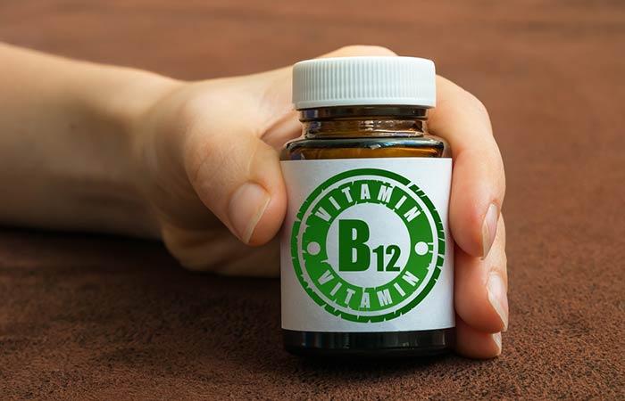 Vitamin B12 - Short-Term Memory Loss