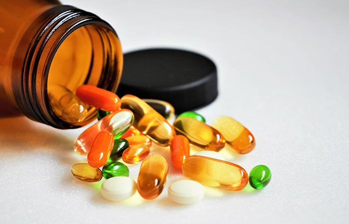 Thyroid ke Liye Vitamins