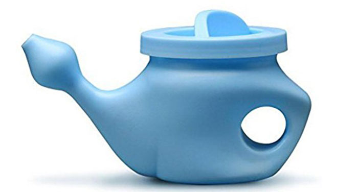 Yeti-Pot Nasal Cleansing Pot - Best Neti Pots