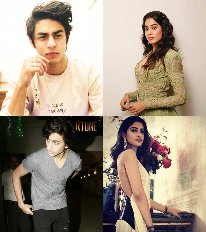 6 Bollywood Star Kids Who Grew Up To Be Stylish