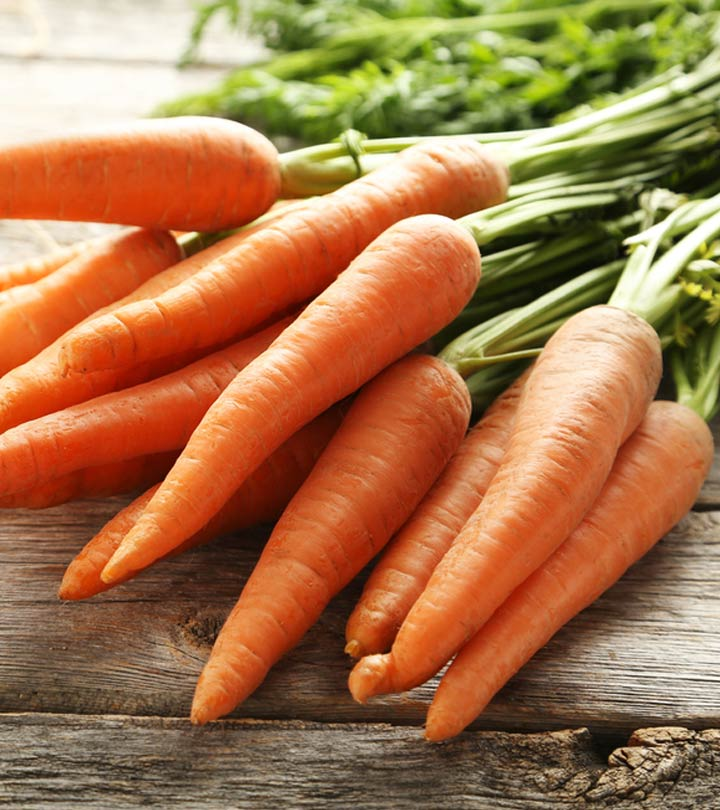 All About Carrots - Gajar in Hindi