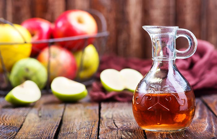 Apple Cider Vinegar for food poisoning in Hindi