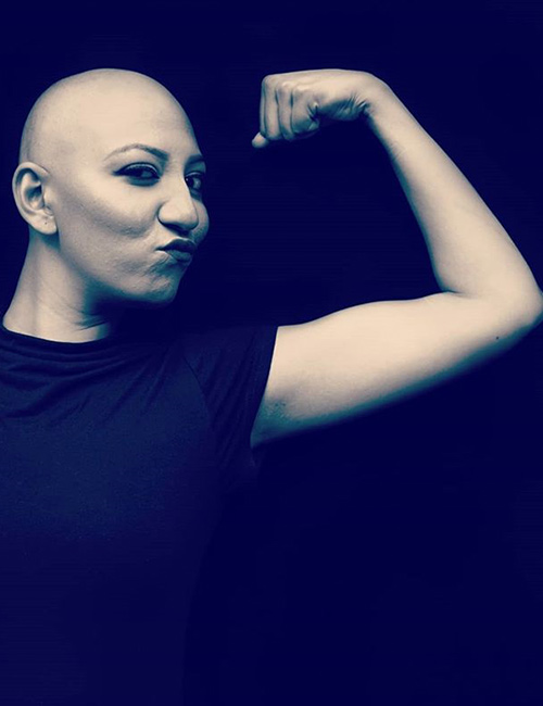 Beating Cancer Twice What It Meant To Her