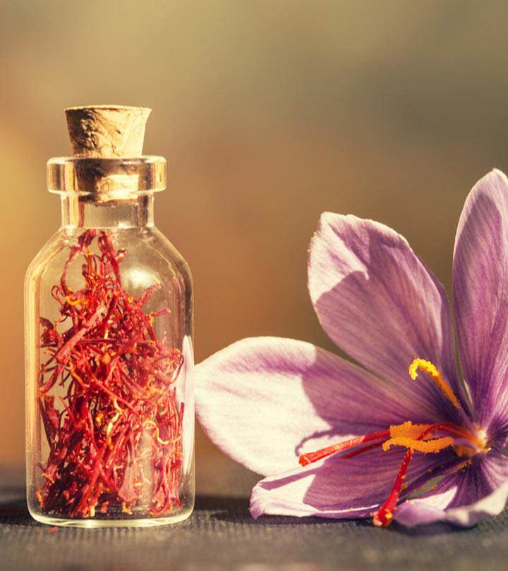 Benefits of Saffron Kesar in Hindi