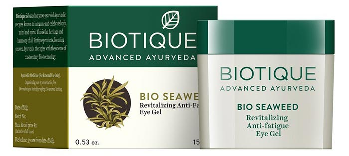 Biotic Bio-Seaview Revitalizing Anti-Fatigue Eye Gel