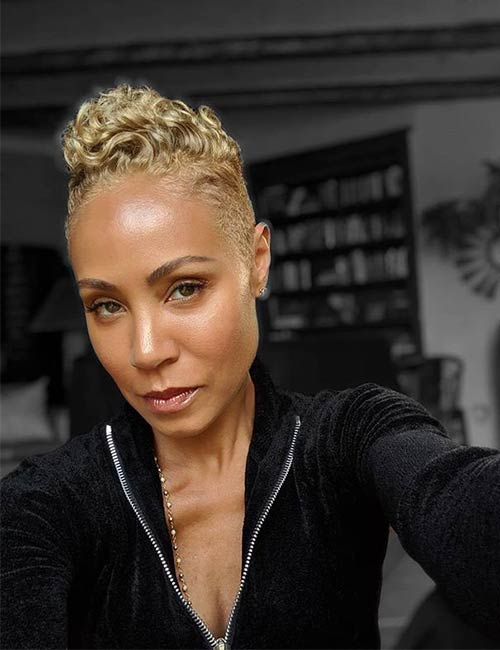 Blonde Hair Colors for Dark Skin Tones