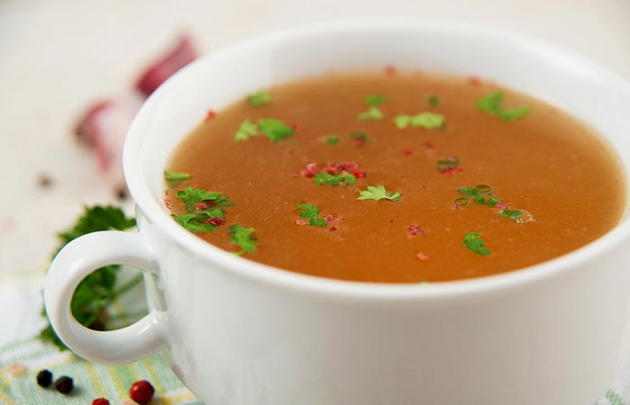 Broth or soup for Hypothyroidism in hindi