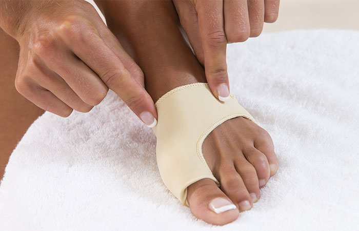 Bunion Sleeves