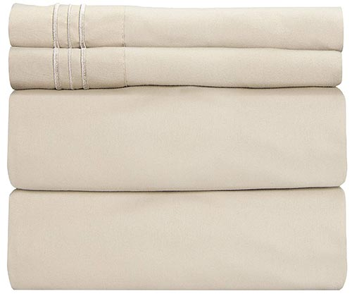 CGK Unlimited Queen Size Sheet Set - Cooling Sheets