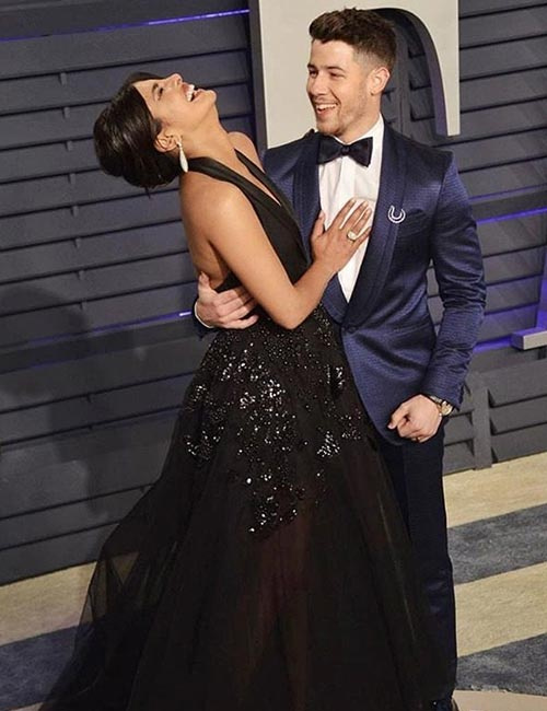 Chopra wed the love of her life, Western pop star, Nick Jonas in a lavish ceremony