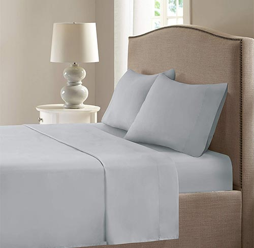 Comfort Spaces Smart Cool Bed Sheets Set - Cooling Sheets