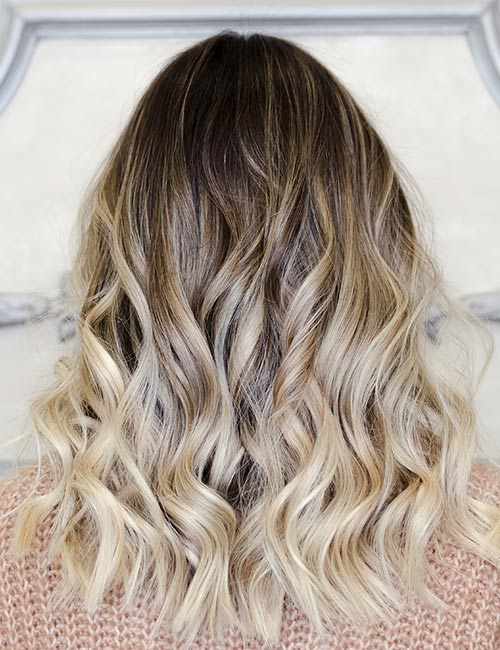 Contrast Ombre