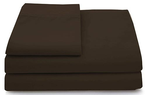 Cosy House Microfiber Collection Bamboo Sheets - Cooling Sheets