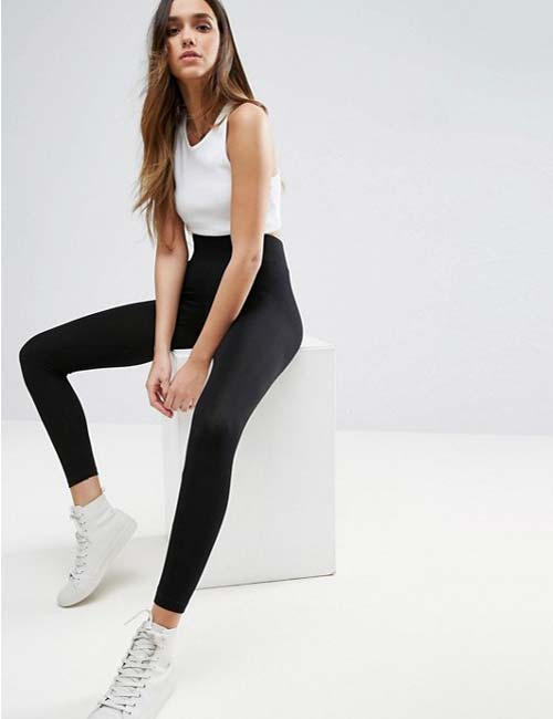 Crop Top And Leggings