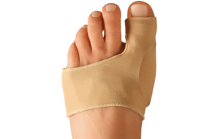 Dr. Frederick's Original Gel Pad Bunion Sleeve