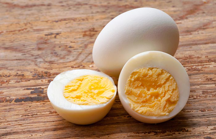 Eggs for Hyperthyroidism in Hindi