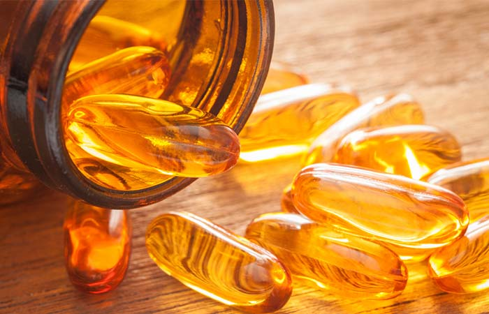 fish oil for cold in hindi