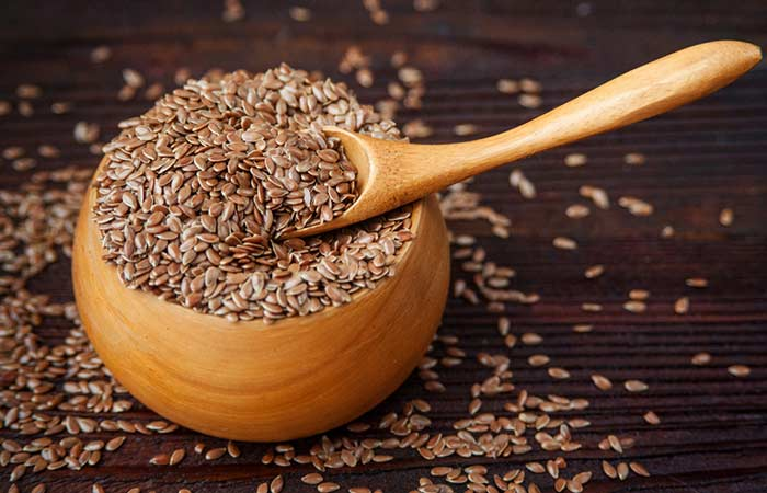 Flax seed is an excellent food.