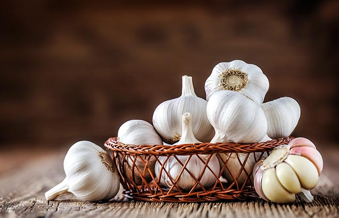 Garlic for Back Pain in Hindi