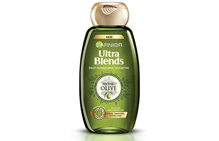Garnier Ultra Blends Myths Olive Shampoo