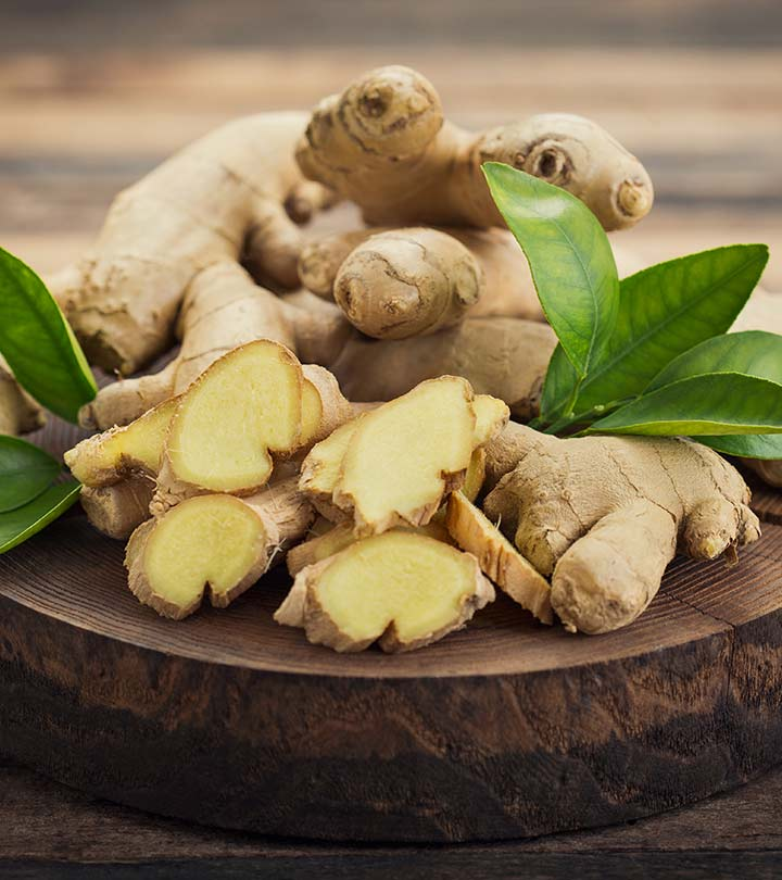 Ginger (Adrak) Benefits