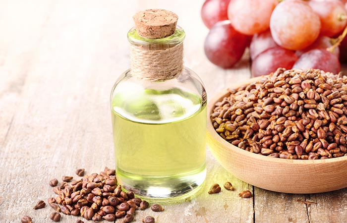 Grapeceed Oil for Dark Circles in Hindi