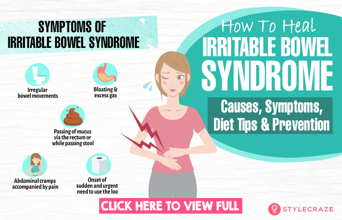 How To Heal Irritable Bowel Syndrome tb