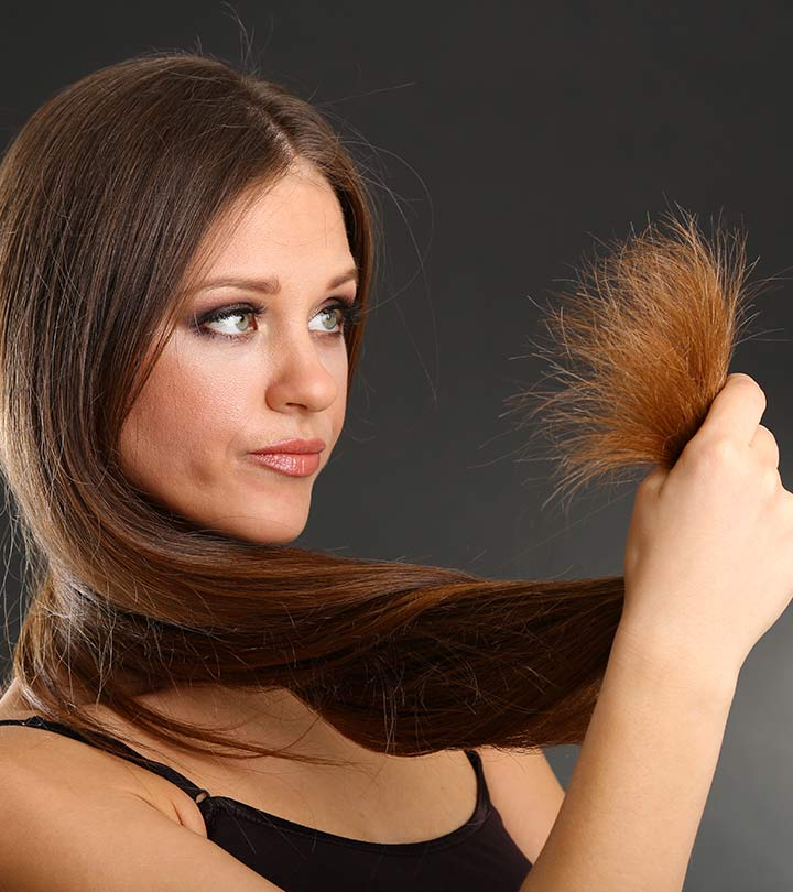 How To Repair Split Ends-And The Daily Habits That Might Be Causing Them