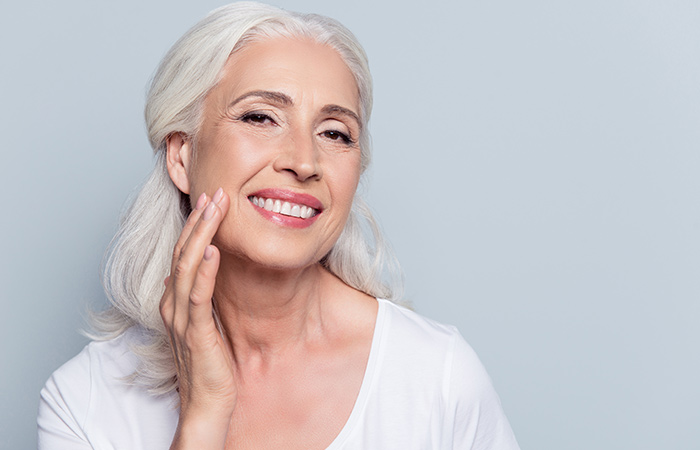 It Provides Anti-Aging Benefits