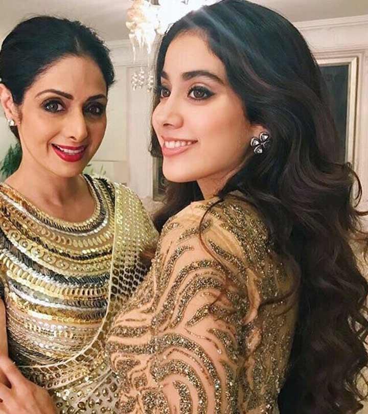 Janhvi Kapoor Shares Sridevi's Special Trick For Beautiful Skin & Hair