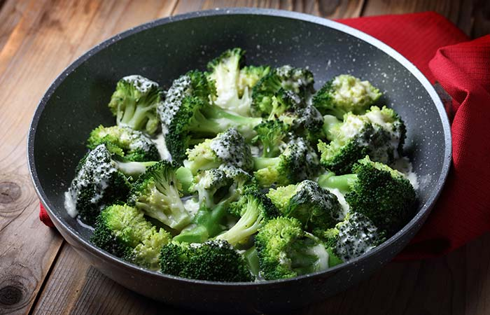 Keto Roasted Broccoli