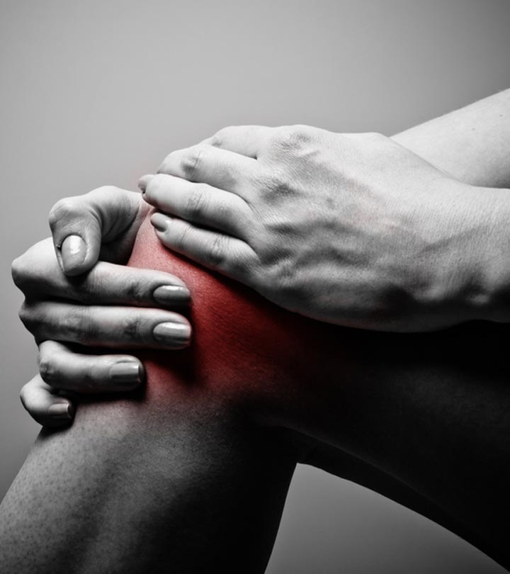 Knee Pain Symptoms and Home Remedies in Hindi
